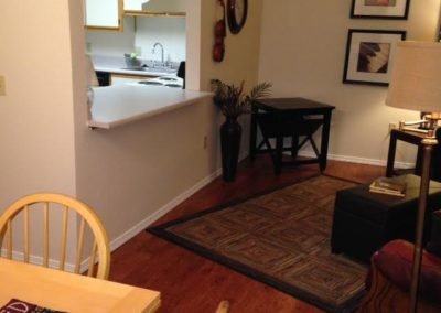 three bedroom kitchen bar